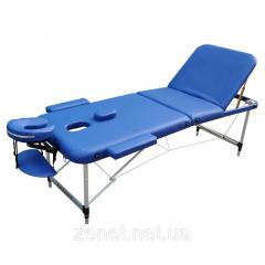 Массажный стол Zenet ZET-1049 NAVY BLUE...