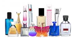Cosmetics elite and perfumery bendovy