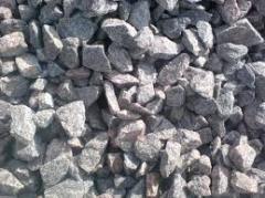 Crushed stone granite sale
