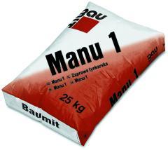 Mix plaster BAUMIT Manu 1