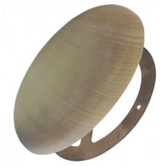 Заглушка вентиляционная для сауны, бани 100 мм