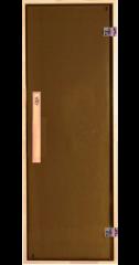 Дверь для бани и сауны Tesli Siesta 190 x 70