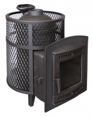 Stoves for baths