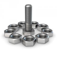 High-strength fixture (bolts, nuts, screws, pins)