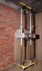 Установки для автоматического оштукатуривания стен DR 1000, под заказ из Китая.
