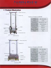 Машины и оборудование для штукатурных работ