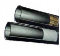 Рукава резиновые напорные с нитяным усилением для накачивания шин ту