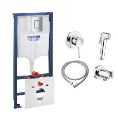 Комплект Grohe инсталляция Rapid SL 38772001 +