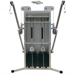 Exercise machine, Multistation of the free