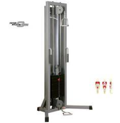 Exercise machine, Block frame unary,