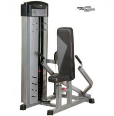 Exercise machine, Triceps car (bars),
