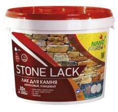 Лак для камня Stone Lack Nano farb 10 л