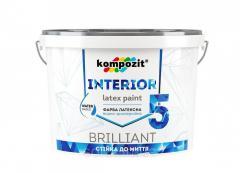 Краска интерьерная INTERIOR 5 14