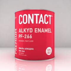 Эмаль ПФ-266 для пола ТМ «CONTACT