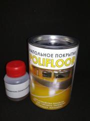 Напольное покрытие «POLYFLOOR» (ПОЛИФЛУР)