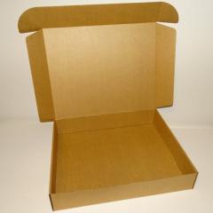 Коробка самосборная крафт 430х350х80