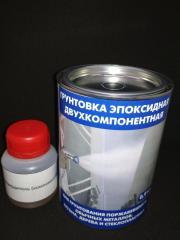 Грунтовка ЭПОКСИДНАЯ двухкомпонентная TM...