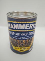 """Молотковая эмаль """"HAMMERIT"""""""
