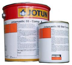 Двухкомпонентное эпоксидное мастичное покрытие Jotamastic 80