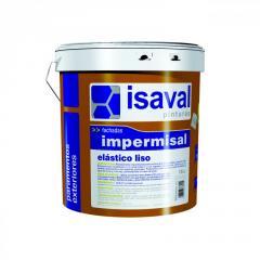 Фасадная гидроизолирующая краска Импермисаль Лисо 15л=160м2