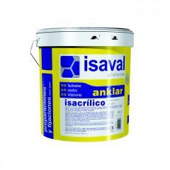 Акриловый концентрированный грунт глубокого проникновения для минеральных поверхностей Изакрилико 15л до1100м2