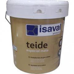 Тейде - матовая краска для стен и потолков ISAVAL 15л - до 180м2