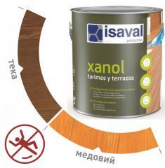 Водоотталкивающая пропитка для Террас Ксанол ISAVAL 2,5л-30м2