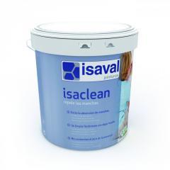 Моющая краска Isaval Изаклин 4 л тонированная (RAL) - высокая стойкость к многократному мытью