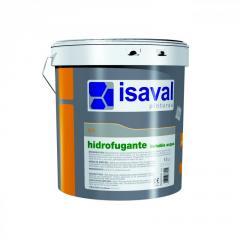Фасадная водоотталкивающая пропитка ISAVAL Гидрофуганте Аква 4 л (невидимая)