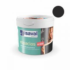 Краска для школьной доски черная - Espacios Kids 0,5л isaval