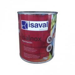 Противокоррозийная грунтовка с фосфатом цинка, для металла, без свинца, Изалнокс Импрокси 0,75л isaval