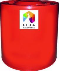 Эмаль ХВ-161 «Л» различных цветов тм Lida