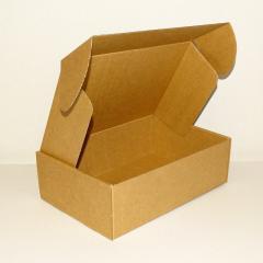 Коробка самосборная крафт 250х170х80
