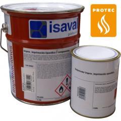 Двухкомпонентный противокоррозийный эпоксидный грунт для металла - Импрекс 4л до 48м2
