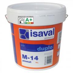 М-14 Пинмат - глубокоматовая краска для...