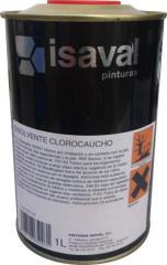 Хлоркаучуковый расворитель для разбавления краски на основе хлоркаучука 1л ISAVAL