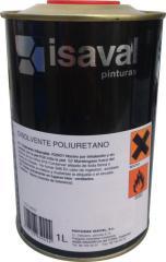 Полиуретановый растворитель для разбавления краски на основе полиуретановых смол 1л ISAVAL