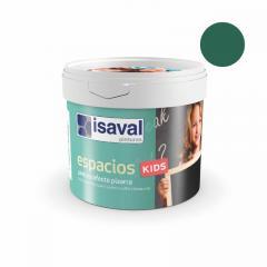 Краска для школьной доски зеленый - Espacios...
