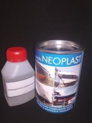 """Необрастающая краска """"Neoplast"""""""