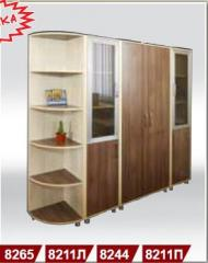 Cases are office. Office furniture. Furniture for