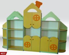 Case children's (MDF), a nursery, furniture