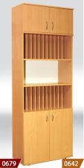 Cases for books and zhuranal, a bookcase to buy a