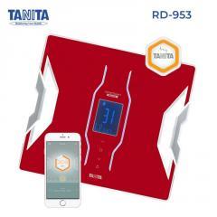 Весы-анализаторы TANITA RD-953 (красный)