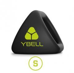 Гантели YBELL NEO 6.5 кг (черный\зеленый)