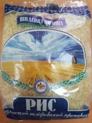 Рис длинный пропаренный 0, 9 кг