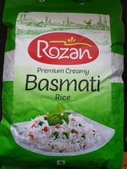 Рис Басмати Premium Creamy Rozen 5 кг