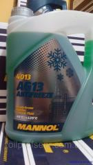 Антифріз MANNOL AG13 -40°C Antifreeze (Hightec)