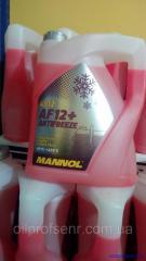 Антифріз MANNOL AF12+ -40°C Antifreeze (Longlife)