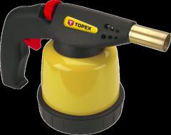 Лампа паяльная газовая с пьезоподжигом TOPEX