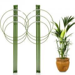 ОПОРА для растений круглая H 90 см металл в